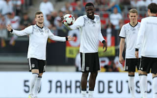 Australia v Germany: Rudiger hopes Low's young guns are underestimated