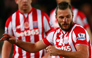 Pieters remembers what Van Gaal said about Stoke move
