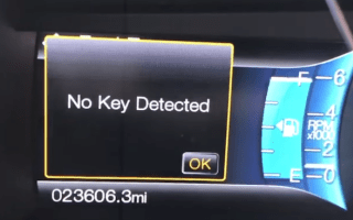 What happens if you throw a car's keyless entry fob out while moving?
