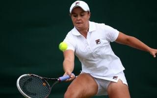 Aussie Barty announces tennis return