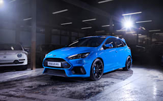AOL Cars heads to reveal of all-new Ford Focus RS