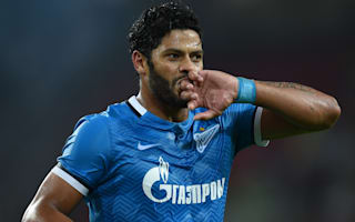 Hulk completes EUR55.8m Shanghai SIPG switch