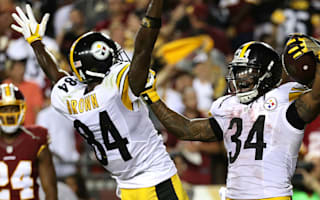 Steelers too good for Redskins, 49ers win
