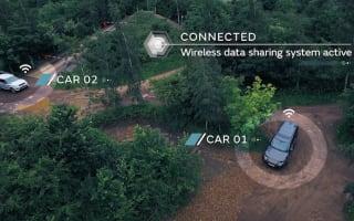 Jaguar Land Rover unveils autonomous all-terrain technology