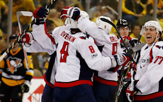 Stanley Cup playoffs three stars: Capitals win game three, Crosby injured