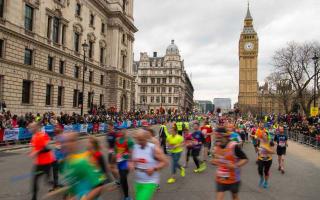 London Marathon property prices hit the wall