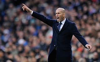 Levante v Real Madrid: Zidane calm as Madrid prepare for basement boys