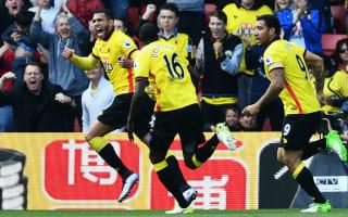 Watford 1 Swansea City 0: Capoue goal sinks struggling Swans