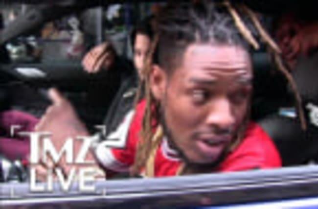Fetty Wap Robbed I TMZ LIVE