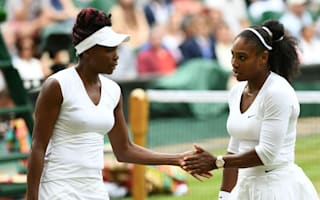 Doubles delight for Serena and Venus