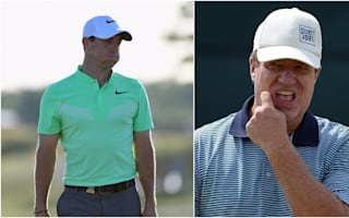 Steve Elkington throws shade at Rory McIlroy, gets burned, comes back for more
