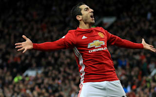 United not giving up on Premier League, says Mkhitaryan