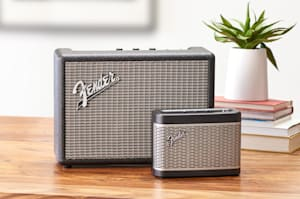 Los primeros altavoces Bluetooth de Fender lucen tan bien como imaginas en tu cabeza