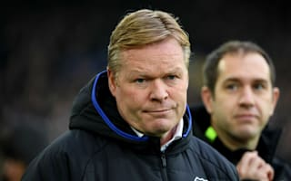 Koeman baffled after 'sloppy attitude' costs Everton