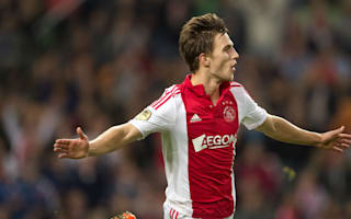 Ajax's Veltman finally apologises for unsportsmanlike stunt