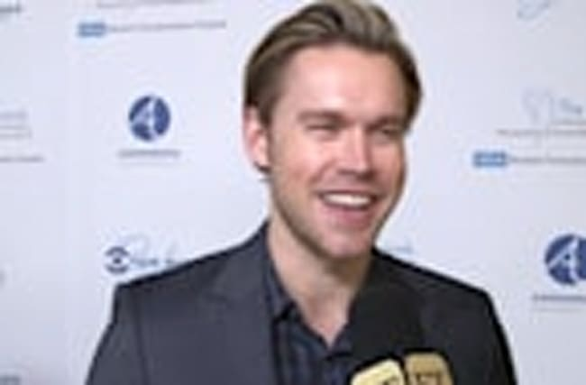 EXCLUSIVE: Chord Overstreet Jokes It's Not 'Fair' 'Glee' Co-Star Heather Morris is on 'DWTS'