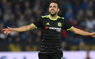 I never planned to leave Chelsea - Fabregas