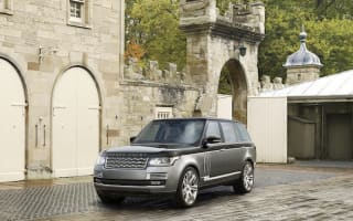 Range Rover SVAutobiography takes aim at Rolls-Royce