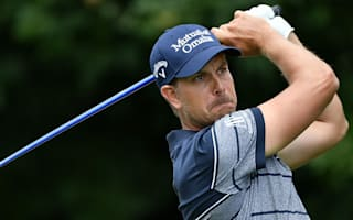 Stenson holds firm to shake off runner-up tag