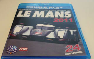 Review: Le Mans 2011 Blu-Ray