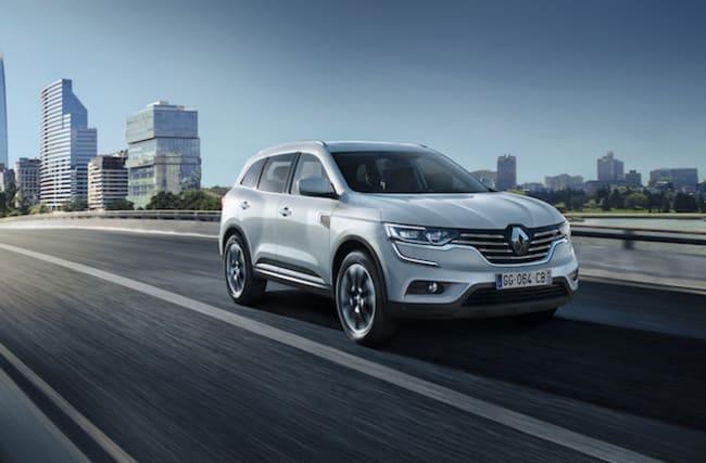 First Drive: Renault Koleos