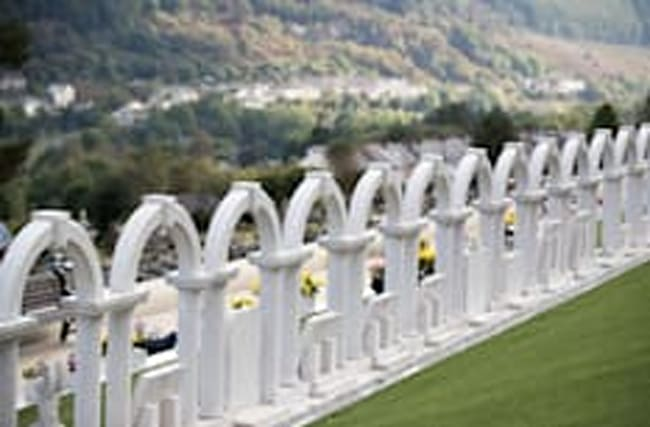 Silence on anniversary of Aberfan disaster to remember 144 killed