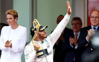 F1 Raceweek: The (energy) drinks are on Lewis, baby joy for Kimi and Nico