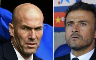 Barcelona v Real Madrid: Zidane's men eye LaLiga supremacy