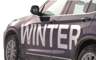 Video: Winter tyres vs summer tyres