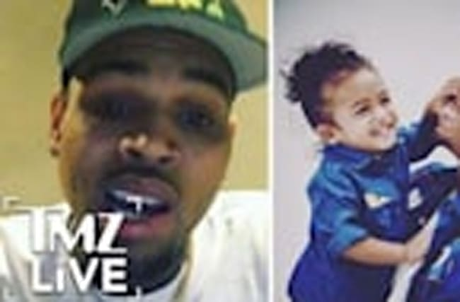 Chris Brown: Child Safety Concerns (TMZ Live)
