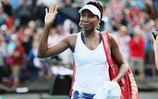 Venus crashes out in Auckland as Wozniacki progresses