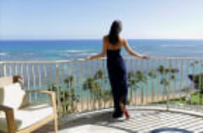 Honolulu Views from The Kahala