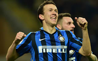 Inter 2 Bologna 1: Perisic leads second-half salvo to keep top-three hopes alive