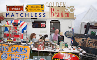 Beaulieu's 50th International Autojumble sees huge turnout