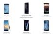 Amazon abre una sección especial de teléfonos rebajados por el MWC 2018