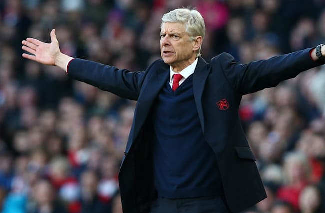 Top-four finish never enough for Arsenal, insists Wenger