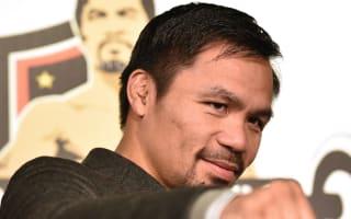 Talks under way to set up Pacquiao-Brook fight