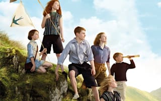 Win Swallows and Amazons merchandise with TalkTalk TV