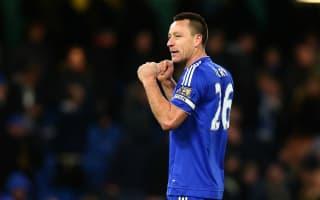 Maccabi Tel Aviv v Chelsea: Terry confident Hazard will lead the way