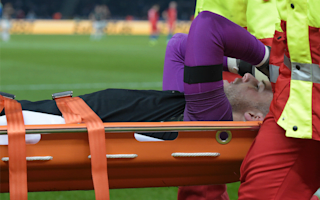 Butland to undergo scan on ankle injury