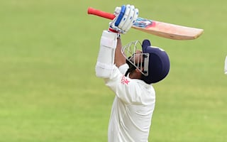 Rahane revels in 'special' century