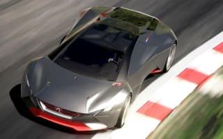 Peugeot reveals its Vision Gran Turismo
