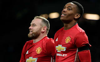 Martial is happy again, says Mourinho