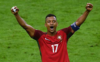 Nani: We weren't the best Portugal team - but we'll be remembered forever