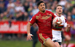 Yaha show helps Catalans to Widnes victory