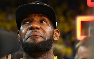LeBron makes good on championship promise: 'Cleveland, this is for you'