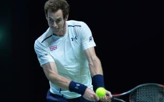 Murray eyes top ranking