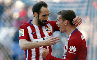 Juanfran backs Griezmann to win Ballon d'Or ahead of Messi and Ronaldo
