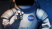 Mars Explorers Wanted: NASA-Poster verbreiten schon mal Aufbruchstimmung