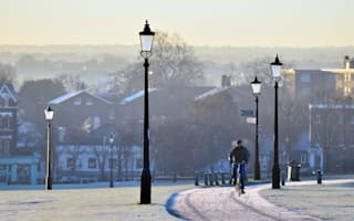 UK weather: Britain colder than the Arctic